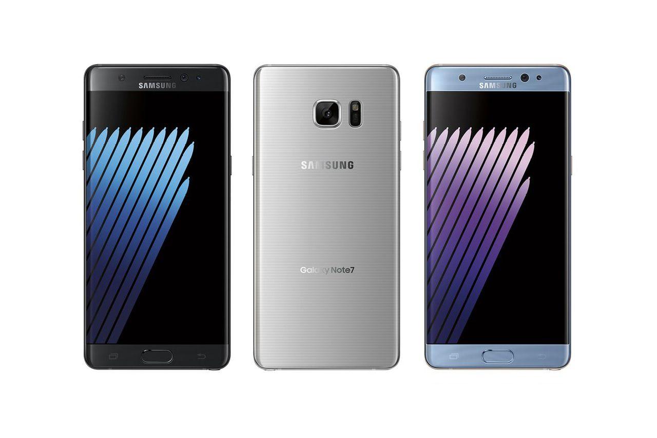Galaxy Note 7 Reviews Praise Razor Sharp Display and Stunning Cameras 939fd197799e7